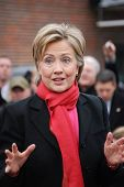 Hillary Rodham Clinton, New York Senator, wife of President Bill Clinton, Presidential Candidate, ca