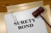 Surety Bond Concept poster