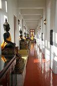 Buddhas In Loha Prasat