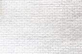 Abstract Weathered Texture Stained Old Stucco Light Gray And Aged Paint White Brick Wall Background  poster