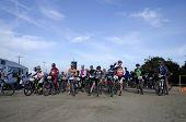 Biathlon Start