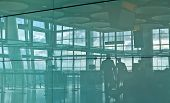 Airport Silhouette