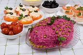 Cold Dishes And Salads