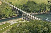 Shoreline Highway Bridge.