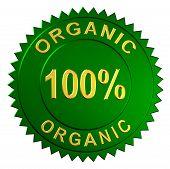 Organic Sign