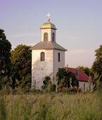 Swedish Country Church