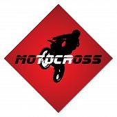 pic of moto-x  - Racing vector - JPG