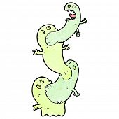 freaky ghosts cartoon