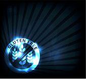 Fondo libre de gluten