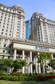 GUANGZHOU - NOV 23: Building of agricultural bank of China, November 23, 2011, Guangzhou, China. The