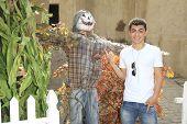 LOS ANGELES - OCT 21: Adam Irigoyen  at the Camp Ronald McDonald for Good Times 20th Annual Hallowee