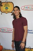 LOS ANGELES - OCT 21: Boo Boo Stewart at the Camp Ronald McDonald for Good Times 20th Annual Hallowe