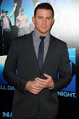 LOS ANGELES, CA - JUNE 24: Channing Tatum arrives at Warner Bros premiere of 'Magic Mike' at Regal Cinemas LA Live on June 24, 2012 in Los Angeles, California.