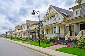 picture of nice house  - A perfect neighborhood - JPG
