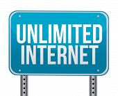 Unlimited Internet Sign
