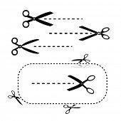 Scissors Template