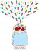 Overdose de medicação