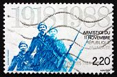 Postage Stamp France 1988 Armistice