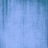 picture of cross-hatch  - Vintage blue flax background - JPG