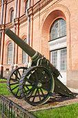 6-inch Siege Gun