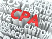 CPA. The Wordcloud Concept.