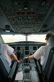 Ailiner Cockpit