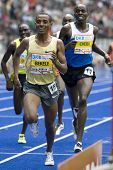 June 14 2009; Berlin Germany. BEKELE, Kenenisa ETH winner  of the 5000mtrs  at the DKB ISTAF 68 Inte