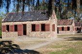 Slave dwellings from South Carolina