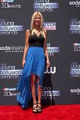 LOS ANGELES - AUG 1:  Tara Reid arrives at the 2013 Young Hollywood Awards at the Broad Stage on Aug