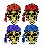 foto of rogue  - Pirate Skull - JPG