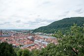 Heidelberg Historic Center View