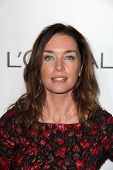 Julianne Nicholson at the Elle 20th Annual