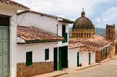 Colombia, Colonial Village Of Barichara