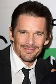 Ethan Hawke at the 17th Annual Hollywood Film Awards Backstage, Beverly Hilton Hotel, Beverly Hills, CA 10-21-13