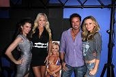 Alicia Arden, Mary Carey, Frankie Cullen and Jessica Kinni at