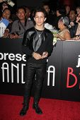 Aramis Knight at the