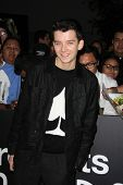 Asa Butterfield at the