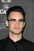 Brendon Urie at the Macallan Masters of Photography Featuring Elliott Erwitt, Leica Gallery, Los Ang