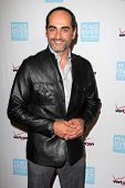 Navid Negahban at the Peace Over Violence 42nd Annual Humanitarian Awards, Beverly Hills Hotel, Beve