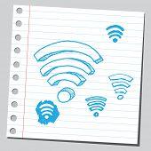 Wi-fi signs