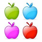Apple icons set