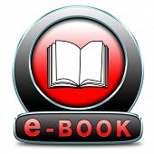 Ebook download and read online electronic book button or icon
