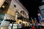 Shochikuza Theater in Osaka