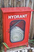 Fire Hydrant Box