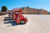 The Red Tourist Train