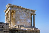 Temple Of Athena Nike, Athens