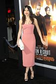 LOS ANGELES - JAN 15: Gemma Chan at the premiere of Paramount Pictures' 'Jack Ryan: Shadow Recruit'