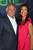 LOS ANGELES - JUL 17:  Les Moonves, Julie Chen at the CBS TCA July 2014 Party at the Pacific Design