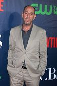 LOS ANGELES - JUL 17:  Miguel Ferrer at the CBS TCA July 2014 Party at the Pacific Design Center on