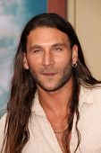 LOS ANGELES - JUL 16:  Zach McGowan at the